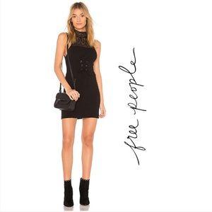 🆕High Society Bodycon Lace/Corset Dress